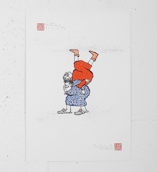 ella_pitr_ellapitr_serigraphie_print_mamies-scarabees_art_street_geant_anamorphose_screen print hand painted multiple soldart galerie art gallery-4