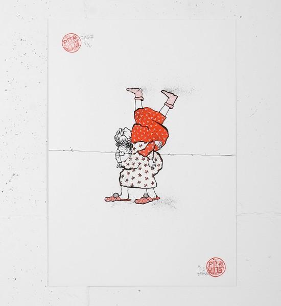 ella_pitr_ellapitr_serigraphie_print_mamies-scarabees_art_street_geant_anamorphose_screen print hand painted multiple soldart galerie art gallery-7