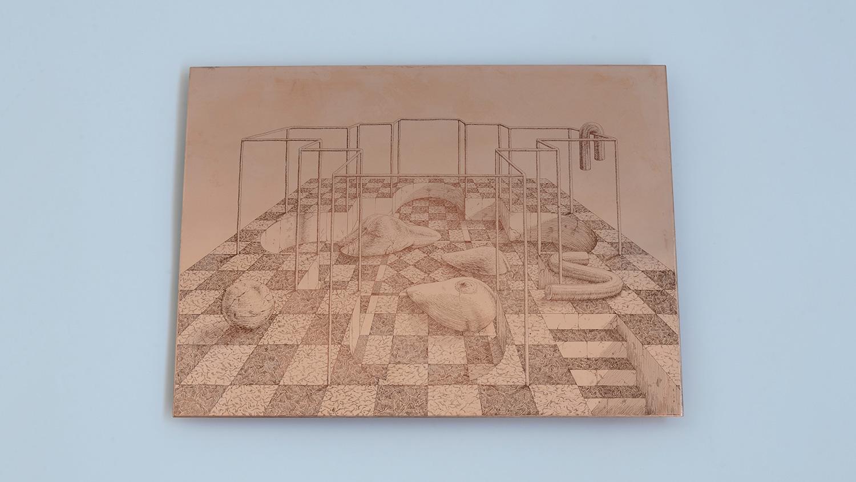 ugo-gattoni-sybille-bath-etching-eau-forte-gravure-edition-pointe-seche-cuivre-copper-taille-douce-sold-art-52