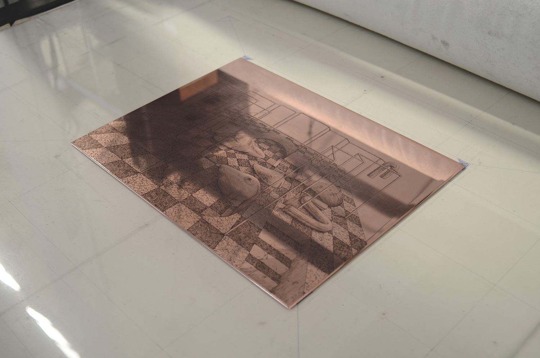 ugo-gattoni-sybille-bath-etching-eau-forte-gravure-edition-pointe-seche-cuivre-copper-taille-douce-sold-art-62