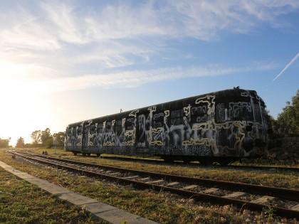 Lek & Sowat • Un train nommé Désire • Gagliano Del Capo (Italie)
