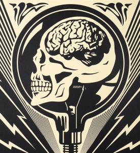 Shepard Fairey Obey A total disruption screen print serigraphie signed numbered limited edition sold art online gallery sell buy art_1