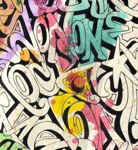 Jonone Fireworks serigraphie rehaussee screen print enhanced detail John Andrew Perello graffiti Jon156 art_4