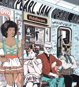 faile-pearl-jam-wrigley-field-screen-print-serigraphie-oeuvre-artwork-nyc-metro-detail-2