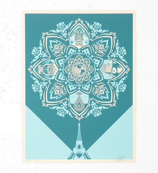 shepard-fairey-obey-giant-a-delicate-balance-2-screen-print-serigraphie-artwork-oeuvre-tour-eiffel