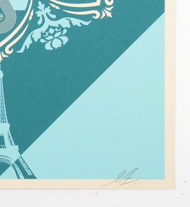 shepard-fairey-obey-giant-a-delicate-balance-2-screen-print-serigraphie-artwork-oeuvre-tour-eiffel-signed