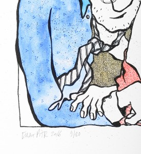 ella-pitr-lendemain-de-fete-9-screen-print-enhanced-serigraphie-rehaussee-artwork-oeuvre-signed-numbered