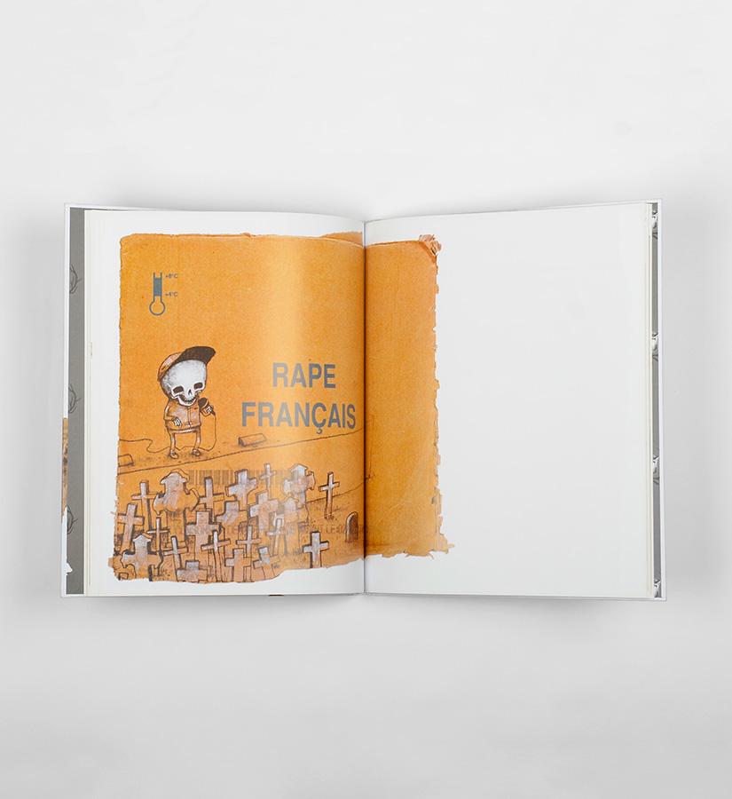 dran fabriqu en france r exp dition book graffiti. Black Bedroom Furniture Sets. Home Design Ideas