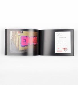 Andre Saraiva Love Graffiti photo book livre photography throw up Paris 2002 detail 3