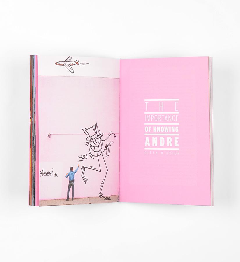 Andre Saraiva book livre exposição exhibition MUDE 2014 Lisboa Museu do design e da moda detail 3
