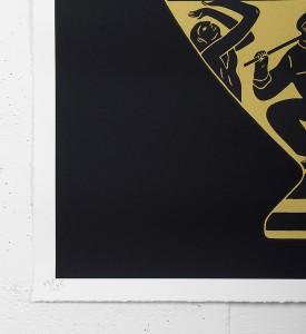 Cleon-Peterson-Trump-2017-black-platinum-noir-platine-screen-print-artwork-serigraphie-oeuvre-2017-edition-175-numerotation
