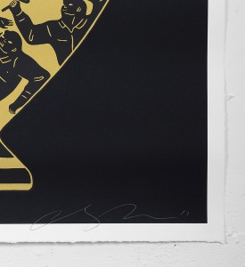 Cleon-Peterson-Trump-2017-black-platinum-noir-platine-screen-print-artwork-serigraphie-oeuvre-2017-edition-175-signature