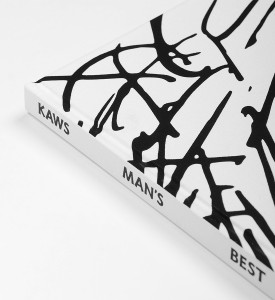 kaws-mans-best-friend-book livre-honor-fraser-gallery-los-angeles back