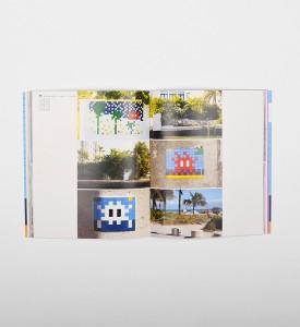 Invader Mission Miami art4space book livre Invasion guide 5 deta