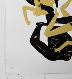 Cleon-Peterson-Eclipse-II-Print-Black-Gold