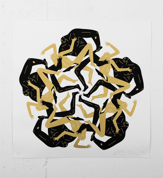 Cleon-Peterson-Eclipse-II-Print-Black-Gold-3
