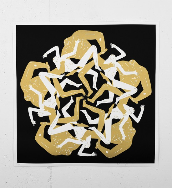 Cleon-Peterson-Eclipse-II-Print-Gold-Black-4