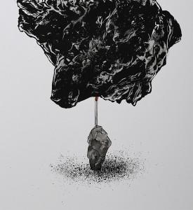 Ella-Pitr-Oeuvre-Art-Cailloux-Pierre-Serigraphie-Chaise-Saint-Etienne-4