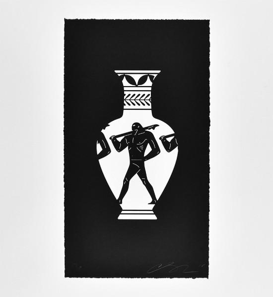 cleon-peterson-end-of-empire-lekythos-black-version-artwork-art-screen-print-150-limited-edition-2018