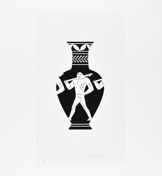 cleon-peterson-end-of-empire-lekythos-white-version-artwork-art-screen-print-150-limited-edition-2018