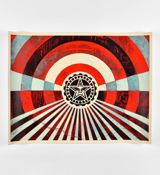 shepard-fairey-obey-giant-tunnel-vision-version-1-blue-version-artwork-art-screen-print-2018-limited-edition-400