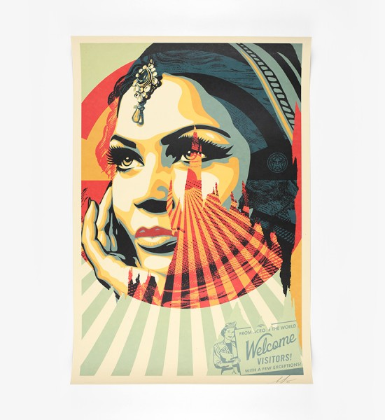 shepard-fairey-obey-giant-Target-exceptions-offset-print-artwork-oeuvre-art-2020-open-edition