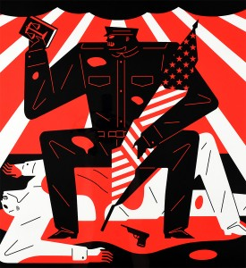 Cleon-Peterson-WITHOUT-LAW-THERE-IS-NO-WRONG-screen-print-art-edition-3