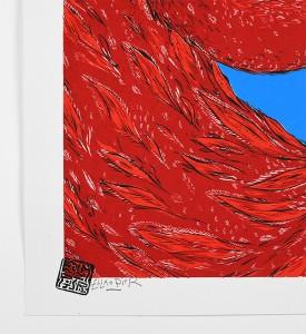 Ella-Pitr-serigraphie-oeuvre-OISEAUX-DE-PRINTEMPS-BLEU-art-3
