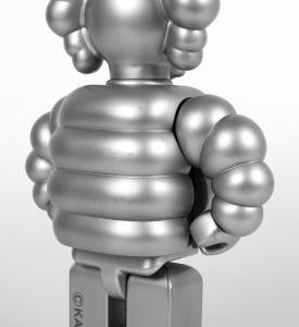 KAWS-MEDICOM-Toy-Kubrick-TM-400-Mad-Hectic-Rare-Silver-2003-9