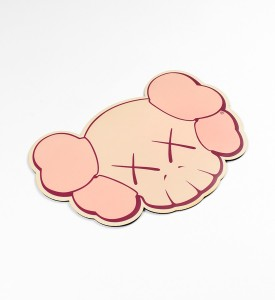 KAWS-Original-Fake-Mouse-Pad-pink-Art-brian-donnelly-2