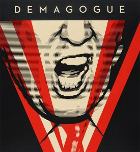 Shepard-Fairey-OBEY-DEMAGOGUE-TRUMP-Screen-print-Numbered-Edition-Frand-Ferdianand-3