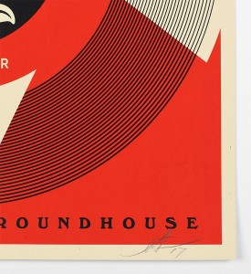Shepard-Fairey-Obey-Giant-Blondie-Live-at-the-Roundhouse-Red-screen-print-art-2017-2