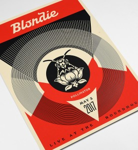 Shepard-Fairey-Obey-Giant-Blondie-Live-at-the-Roundhouse-Red-screen-print-art-2017-5