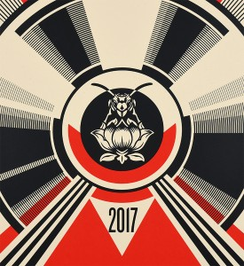 Shepard-Fairey-Obey-Giant-Blondie-Rage-and-Rapture-North-America-Red-screen-print-2017-4