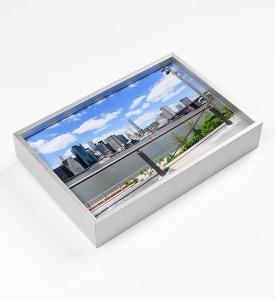 Slinkachu-Skyscraping-2012-C-type-print-photography-Andipa-Gallery