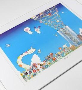 Takashi-Murakami-Planet-66-Yoshiko-Creatures-Planet-66-Roppongi-Hills-Poster-2004-Offset-lithograph-3