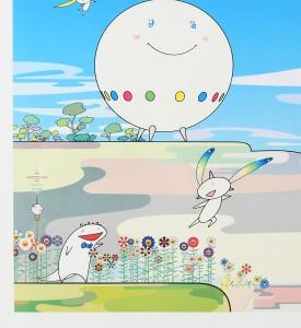 Takashi-Murakami-Planet-66-Yoshiko-Creatures-Planet-66-Roppongi-Hills-Poster-2004-Offset-lithograph-6