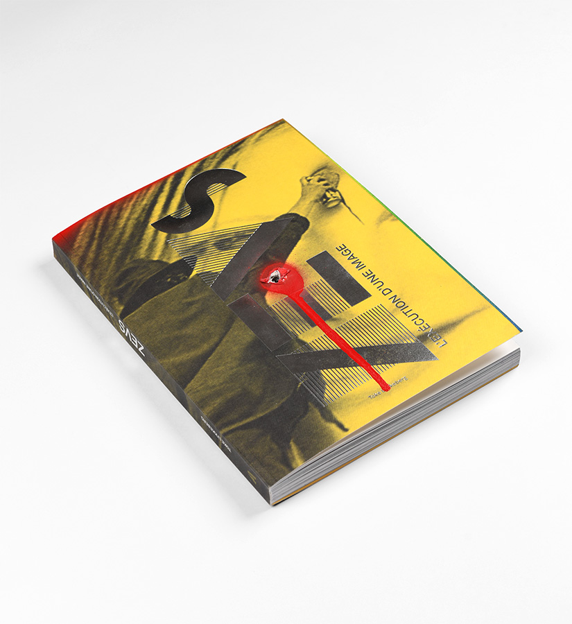 ZEVS-Aguirre-Schwarz-Livre-book-L'exécution-d'une-image-2014-Alternatives-Edition-Limited-2