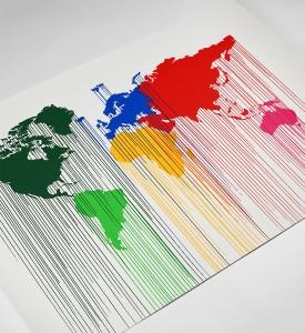 Zevs-Liquidated-Atlas-World-Wide-print-art-2013-sold-art-Lazarides-3
