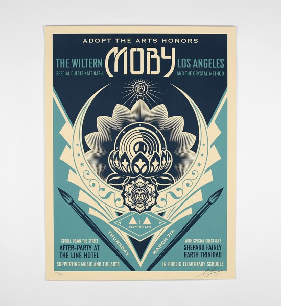 shepard-fairey-obey-giant-adopt-the-arts-lotus-artwork-art-screen-print-2019-edition-500