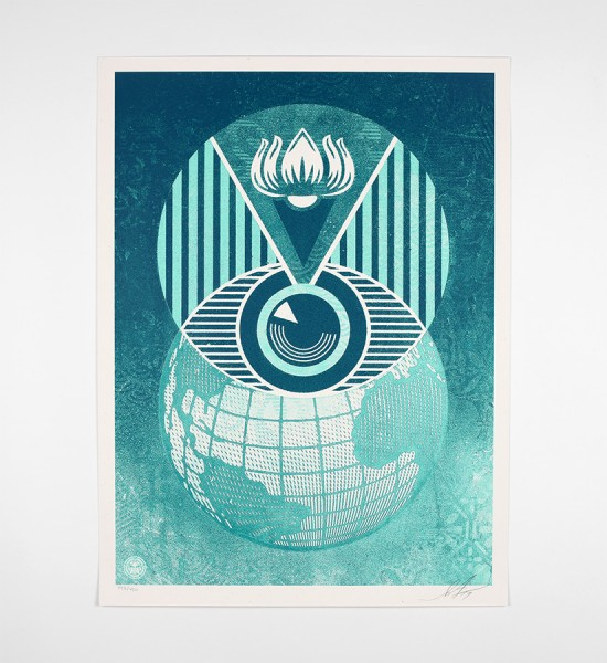 shepard-fairey-obey-giant-flint-eye-alert-globe-artwork-art-screen-print-2017-edition-450