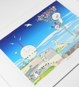 takashi-murakami-roppongi-hills-2-artwork-art-offset-print-framed-edition