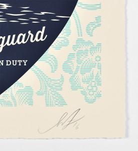 Shepard-FAIREY-OBEY-GIANT-LIFEGUARD-NOT-ON-DUTY-LETTERPRESS-7