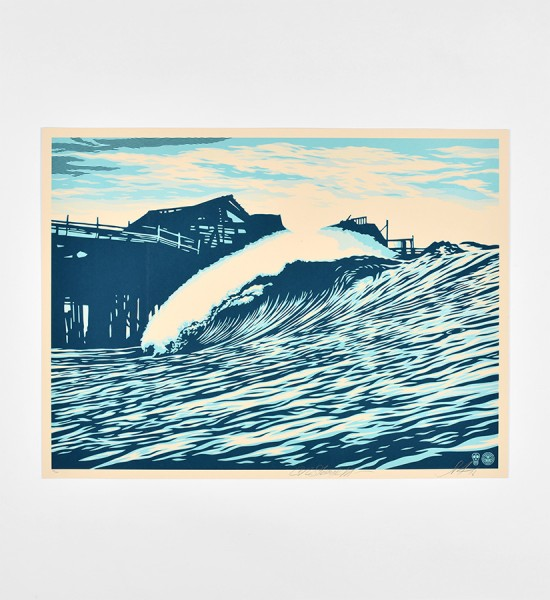 shepard-fairey-obey-giant-craig-stecyk-pop-wave-blue-version-artwork-art-screen-print-2016-edition
