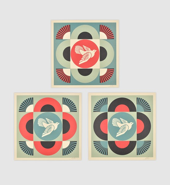 shepard-fairey-obey-giant-geometric-dove-set-blue-red-black-offset-print-artwork-oeuvre-art