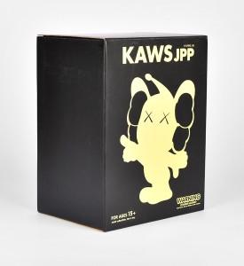 KAWS-JPP-Black-Medicom-toys-2008-art-vinyl-500-original-box-2
