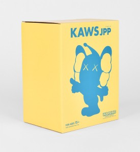 KAWS-JPP-YELLOW-Medicom-toys-2008-art-vinyl-500-original-box-2
