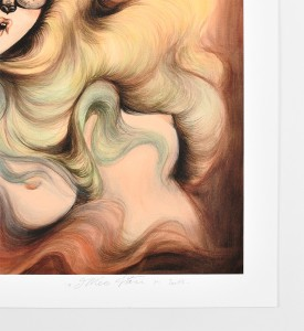 Miss-Van-Twin-Rainbow-Hair-print-signed-art-edition-2