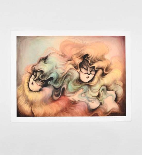 miss-van-vanessa-alice-bensimon-twin-rainbow-oeuvre-art-giclee-print