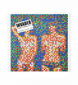 Invader-Low-Fidelity-Lazarides-Gallery